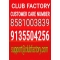 Club factory 8581003839 to
