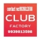 Club factory customer care 9939813598