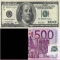 SSD DOLLARS/ EURO SOLUTION COATED BANK NOTES +201141610950